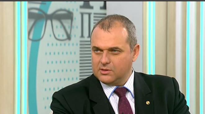 Искрен Веселинов: Искаме да развиваме Обединени патриоти