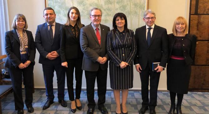 Български депутати обсъдиха със свои финландски колеги възможностите за насърчаване на двустранните инвестиции