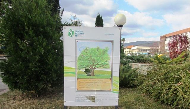 Вандали чупят информационни табели в Берковица