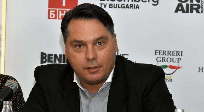 Борислав Велков: Европредседателството засили интереса към НДК като място за събития