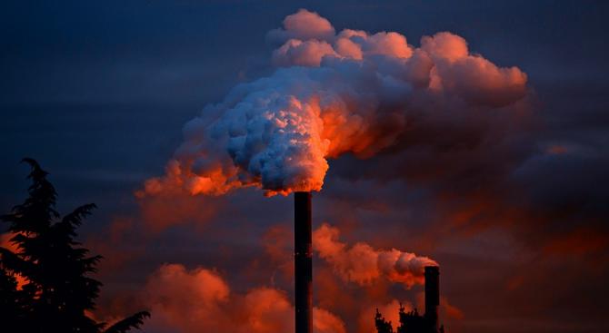 ООН констатира рекордни емисии на въглероден двуокис през 2017 година