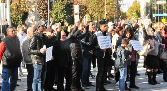 Евангелските общности – на втори протест в Добрич и Силистра
