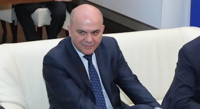 Бисер Петков се срещна с посланика на Иран