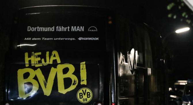 """14 години затвор за атентатора срещу автобуса на """"Борусия"""" (Дортмунд)"""