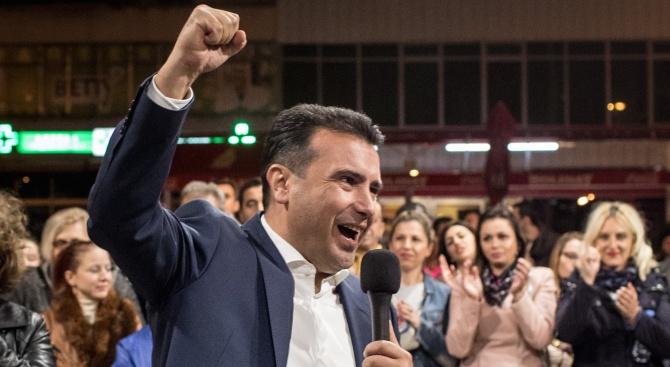Зоран Заев: Няма да се кандидатирам за президент на Македония