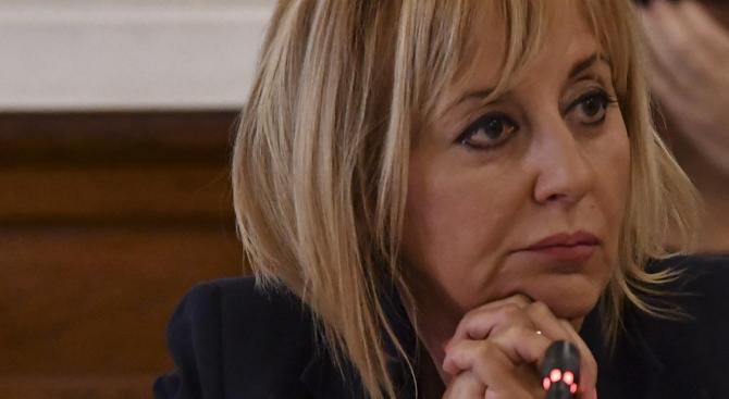 """Мая Манолова в становище до КФН: Системата """"бонус – малус"""" нарушава граждански права"""