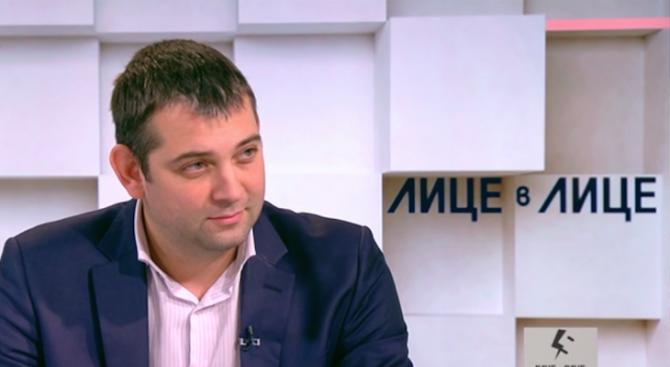 Димитър Делчев: Отказът от машинно гласуване е преврат срещу волята на народа