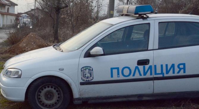 42-годишен рецидивист бе задържан след гонка с полицаи