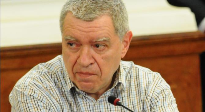 Проф. Михаил Константинов: Трябва да бъдеммного внимателни по отношениена машинното гласуване