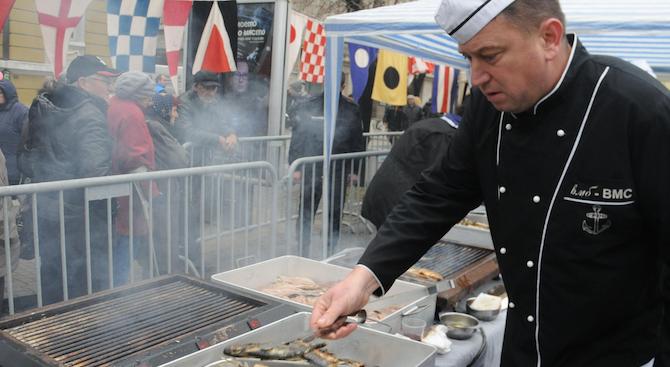 България е последна в Европа по консумация на риба
