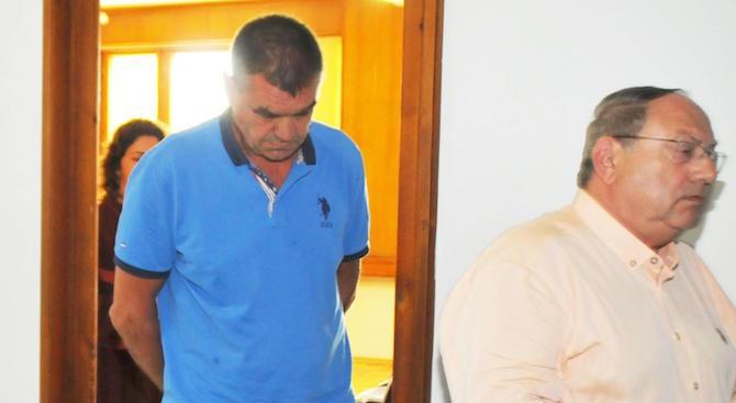 4 години затвор за хотелиера Киро Принца, който разстреля готвача си
