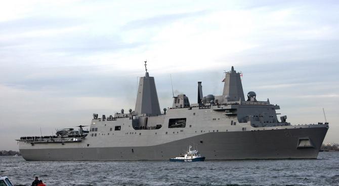 Ще влязат ли кораби на НАТО и САЩ в Черно и Азовско море,се питат руски издания