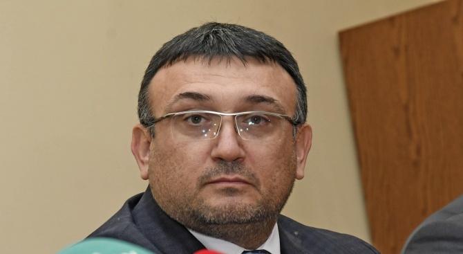 """Младен Маринов ще участва в Съвет """"Правосъдие и вътрешни работи"""" в Брюксел"""