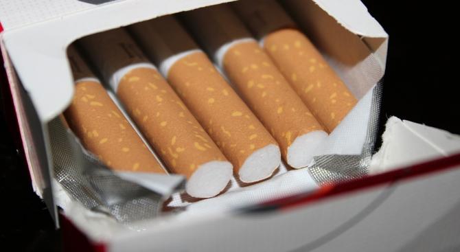 Контрабандата на цигари се увеличила през третото тримесечие на годината