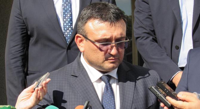 Младен Маринов: Взети са всички мерки за охрана на българо-турската граница, няма засилен мигрантски натиск