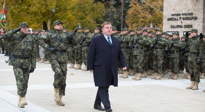 Каракачанов заплаши членството на Македония в НАТО и ЕС