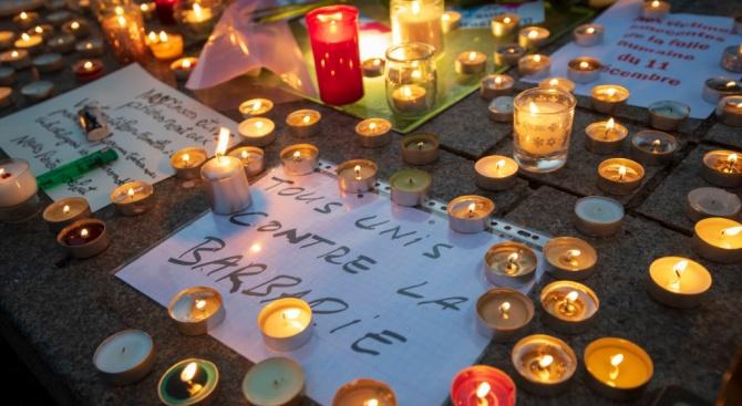 Млад италиански журналист е четвъртата жертва на терориста отСтрасбург