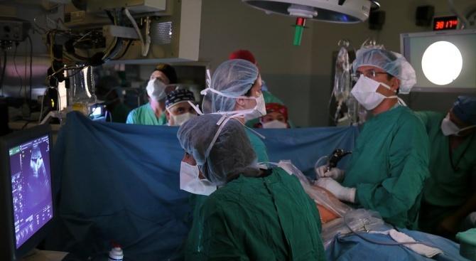 54-годишна жена, изпаднала в мозъчна смърт, спаси човешки живот