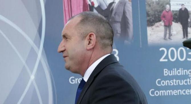 Румен Радев ще се срещне с йорданския крал Абдула Втори в Аман