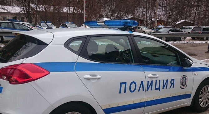 """Информация на """"Пътна полиция"""" към 18.00 часа"""