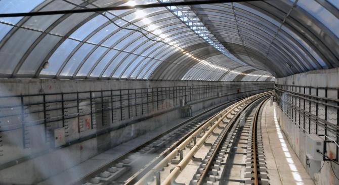 До края на 2019 г. метрото ще е с 48 км мрежа