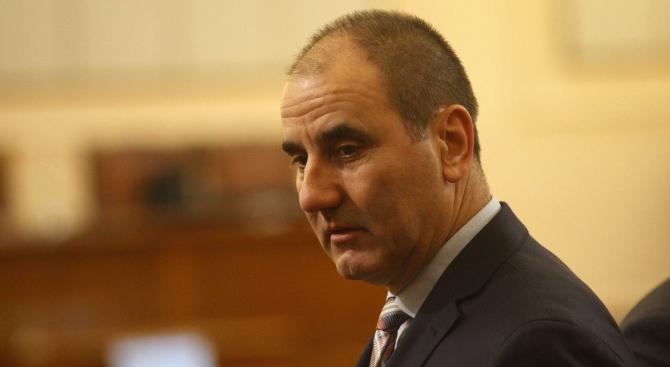 Цветан Цветанов за ветото на Радев: Президентът търси поредната конфронтация