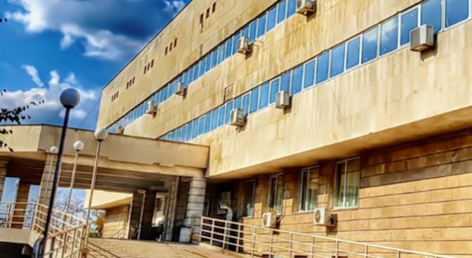 """Болница """"Канев"""" в Русе получи апарат за рехабилитация от """"Българската Коледа"""""""