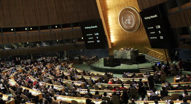 Глобалният пакт за миграцията бе утвърден с много голямо мнозинство в Общото събрание на ООН