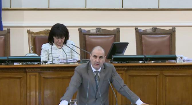 Цветан Цветанов: Ще се говори за България и занапред (видео)