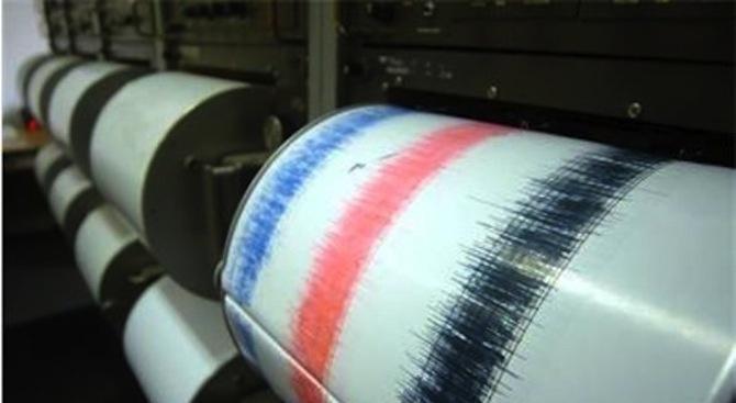 Ново земетресение в Гърция