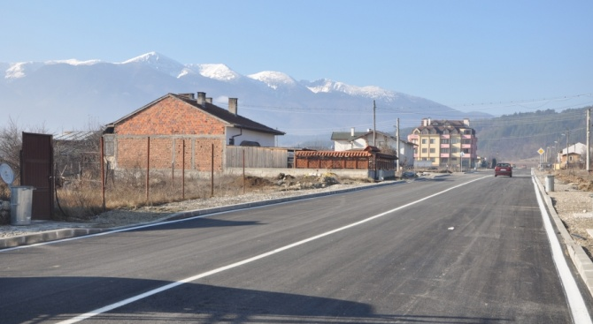 Община Разлог получава допълнително 600 000 лева за рехабилитация на улици
