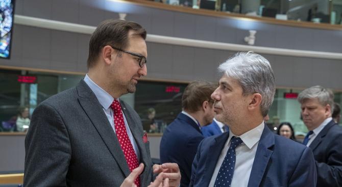 Министър Димов участва в последното за годината заседание на Съвета на ЕС по околна среда