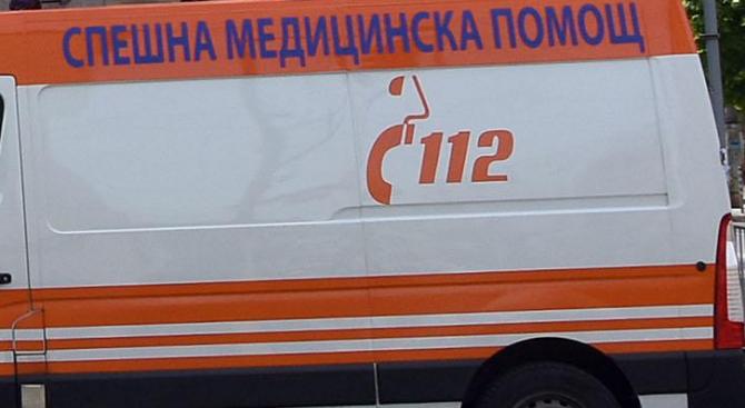 Млад мъж с опасност за живота след тежка катастрофа на пътя Варна-Златни пясъци