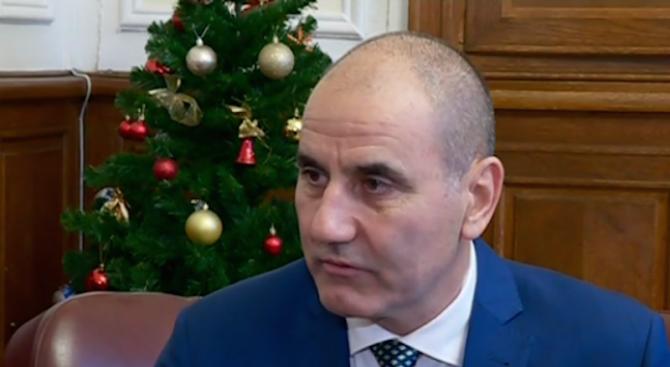 Цветанов: Не видях визията на БСП за Европа
