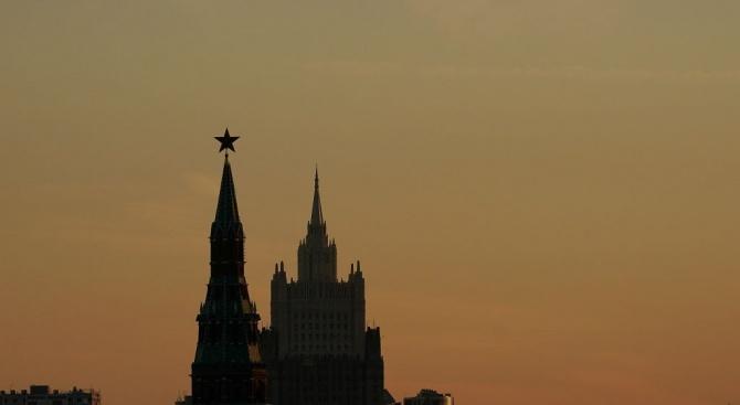 Русия изгони шведски дипломат