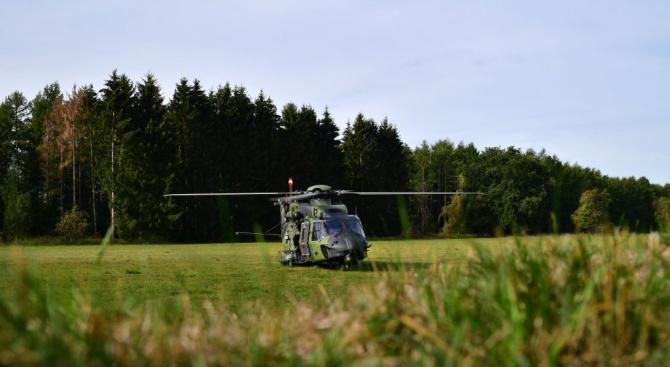 Украйна се сдоби с първите два хеликоптера от договор за 55 машини за над половин милиард евро