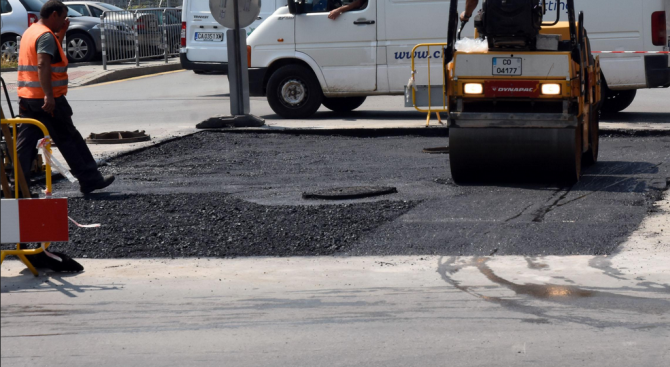 Ще асфалтират улици в Свиленград