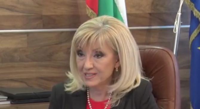Петя Аврамова: ТОЛ полицията ще следи само за платени пътни такси