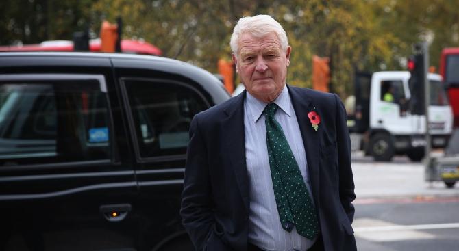 Британският политик и дипломат Пади Ашдаун почина на 77 години