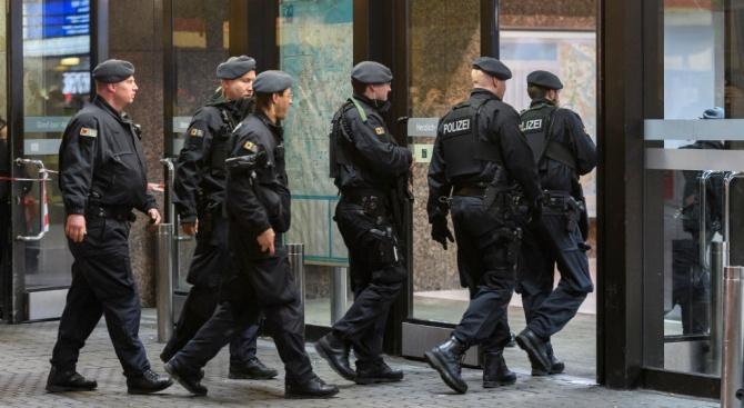 ИД повреди жп мрежа в Берлин