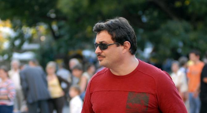 Иван Ласкин е приет във ВМА