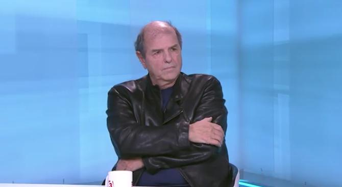 Тома Томов: Живеем в последното спокойно време, идват тъмни времена