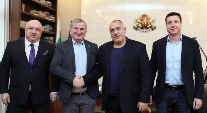 Новак Джокович прати поздрави на Борисов