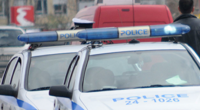 Арестуваха млад рецидивист след гонка с полицията в Старозагорско