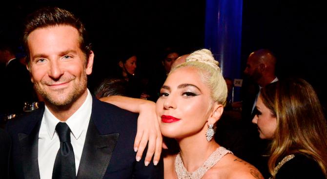 """Брадли Купър и Лейди Гага ще връчат награди """"Златен глобус"""""""