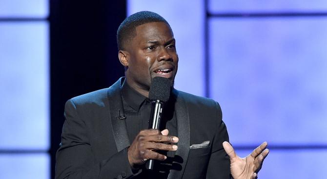 """Кевин Харт може да се завърне като водещ на церемонията за наградите """"Оскар"""""""