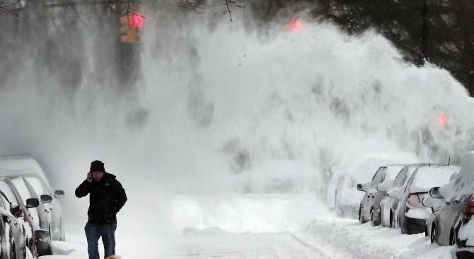 Жълт код за студ в цяла България утре