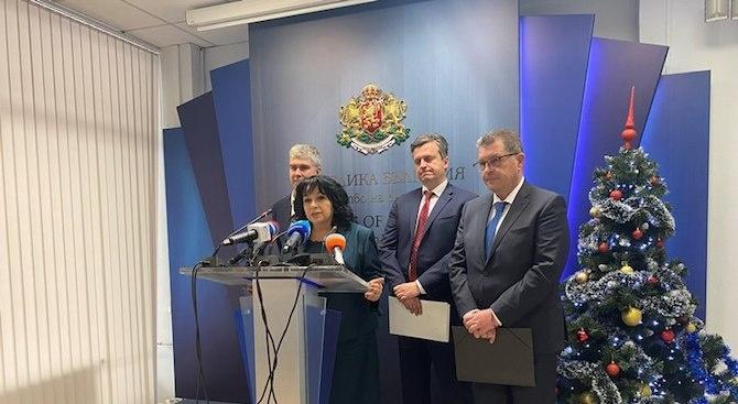 От 2 януари 2020 г. на газовата борса се отварят нови сегменти за търговия
