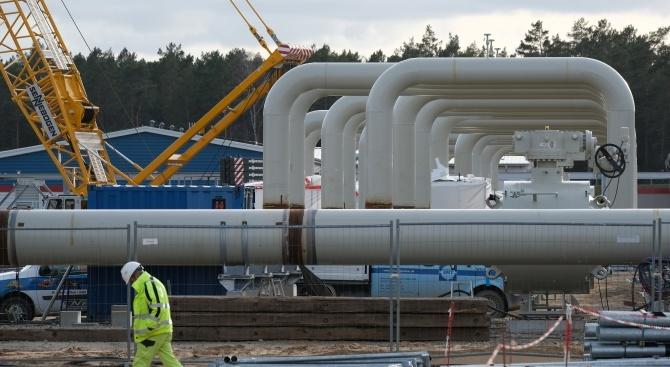 """Газпром"" и Украйна сключиха пакетна сделка за транзита на газ"