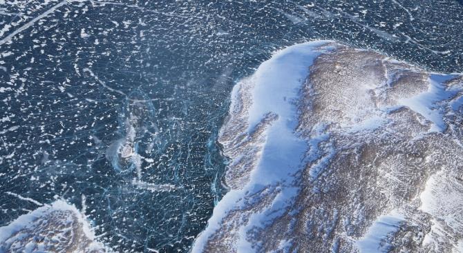 Германски изследователи в Арктика се питат кога да празнуват Нова година на Северния полюс